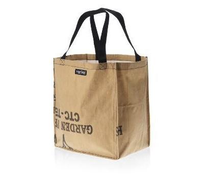 Ragbag fairtrade boodschappentas vierkant