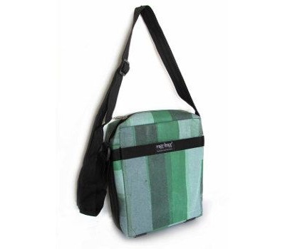 Ragbag mini schoudertas van Ragbag Green earth