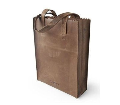 paper bag long handle original
