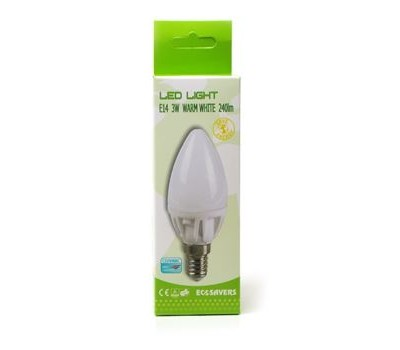 Ledlamp Candle kleine fitting - 240 lumen