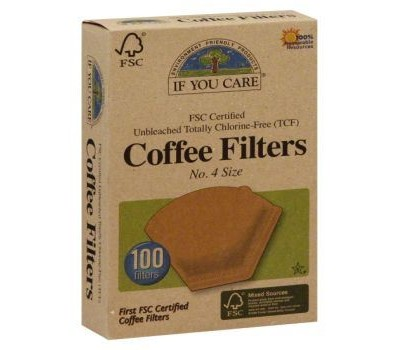 Koffie filters no4