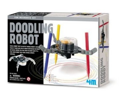 doodling-robot