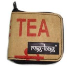 Ragbag fairtrade portomonnee