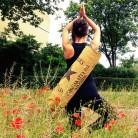 Ragbag yogatas - fairtrade en gemaakt van hergebruikt materiaal 1