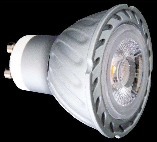 Ledlamp GU10 - 400 lumen