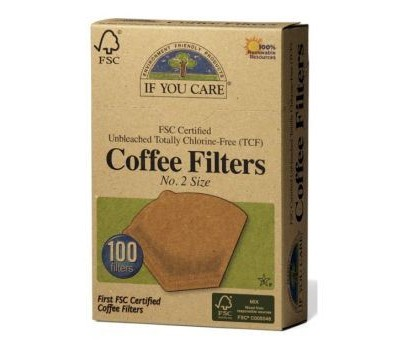 Koffie filters no2