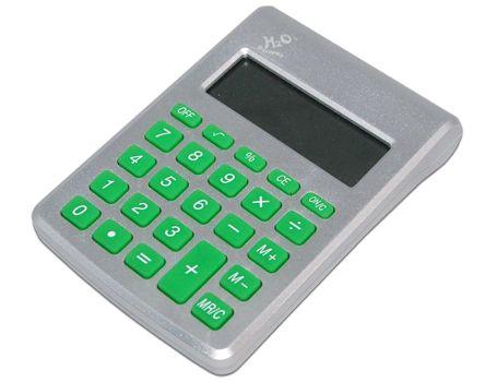 rekenmachine op water