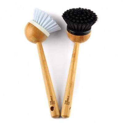 afwasborstel bamboe humble brush