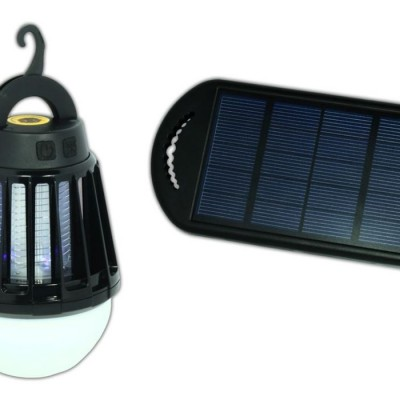 Muskietenlamp solar powerplus