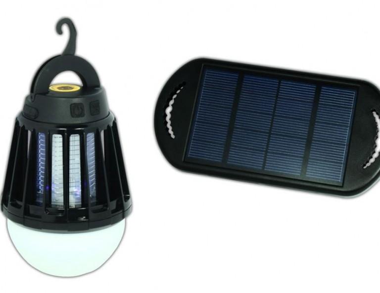Muskietenlamp solar powerplus