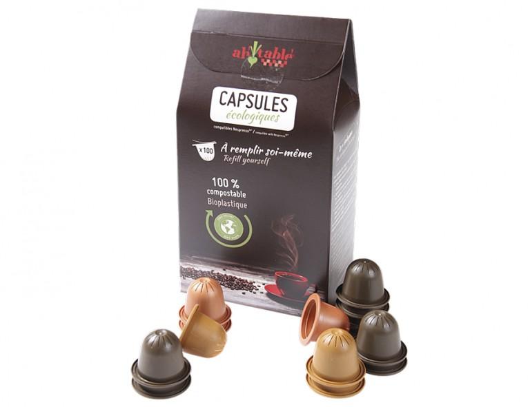 biologisch afbreekbare nespresso koffiecups