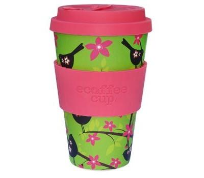 herbruikbare koffiebeker hippe