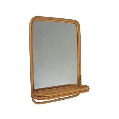 rotan spiegel bamboe